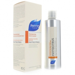 PHYTO PHYTOCITRUS SHAMPOOING ECLAT COULEUR 200ML