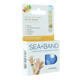 SEA BAND BRACELET ENFANT ANTI-NAUSEES