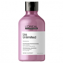 L'OREAL PROFESSIONNEL SERIE EXPERT LISS UNLIMITEDSHAMPOOING LISSAGE INTENSE 300ML