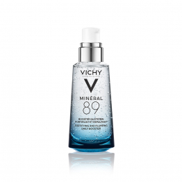 VICHY MINERAL 89 FORTIFYING PLUMPING SERUM BOOSTER 50ML