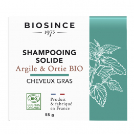 Shampooing 55g Solide Bio Since 1975