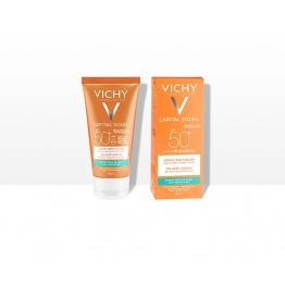Creme Onctueuse Spf50+ 50ml Ideal Soleil Vichy