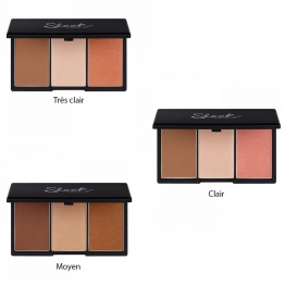 SLEEK MAKEUP BLUSH PALETTE FOR CONTOURING