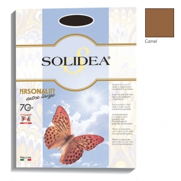 SOLIDEA PERSONALITY 70 DEN EXTRA-LARGE CAMEL