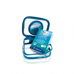 SOLOCARE AQUA TRAVEL KIT 90ML + ETUI + MIROIR