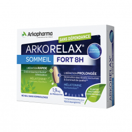 ARKORELAX SOMMEIL FORT 15 COMPRIMES