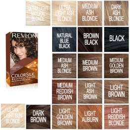 REVLON COLORSILK BEAUTYFULL COLOR
