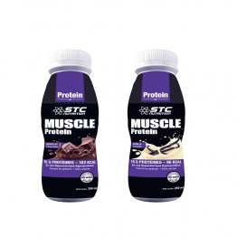 STC NUTRITION MUSCLE PROTEIN PRET A BOIRE 250ML
