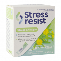 STRESS RESIST 30 STICKS SANOFI