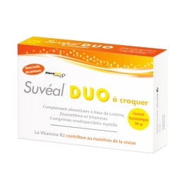 SUVEAL DUO A CROQUER 90 COMPRIMES