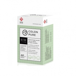 SWISS EDILAB COLON PURE 80 GELULES