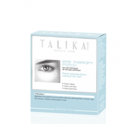 TALIKA EYE THERAPY PATCH ULTIMATE CONTOUR DES YEUX 6 PAIRES + BOITIER