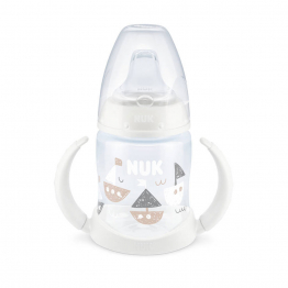 Tasse d'apprentissage First Choice+ TC embout silicone mixte 150ml Nuk