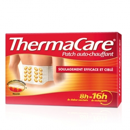 THERMACARE PATCH CHAUFFANT 8H ANTI-DOULEUR