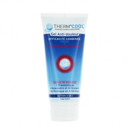 THERMCOOL GEL ANTI DOULEURS FROIS + HUILES ESSENTIELLES 100ML