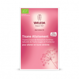 WELEDA TISANE ALLAITEMENT FRUITS ROUGES 20X2G