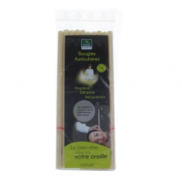 TONIC NATURE BOUGIES AURICULAIRE 10 PIECES