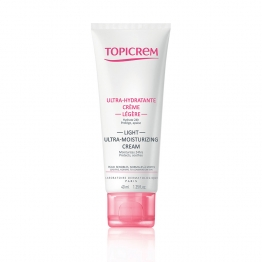 TOPICREM CREME ULTRA HYDRATANTE VISAGE LEGERE 75ML