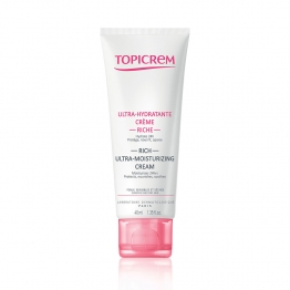 TOPICREM CREME ULTRA HYDRATANTE VISAGE RICHE 75ML