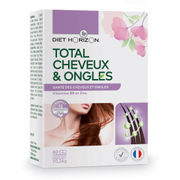 DIET HORIZON TOTAL CHEVEUX 60 COMPRIMES