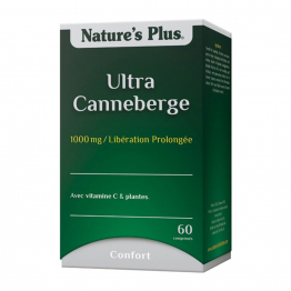 ULTRA CANNEBERGE 1000MG 60 COMPRIMES NATURES PLUS