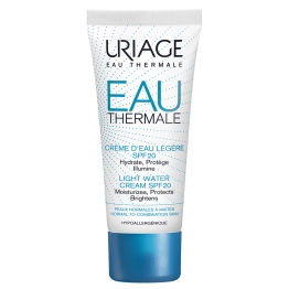 URIAGE CREME D'EAU LEGERE SPF20 40ML