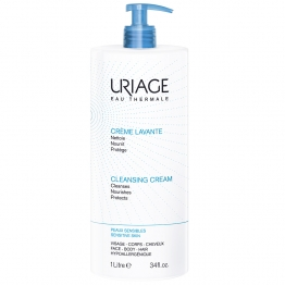 URIAGE CREME LAVANTE SURGRAS - 1000 ML