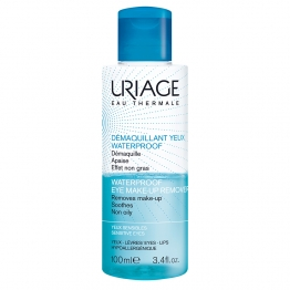 URIAGE DEMAQUILLANT YEUX WATERPROOF 100ML