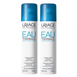 URIAGE EAU THERMALE SPRAY 2 X 300ML