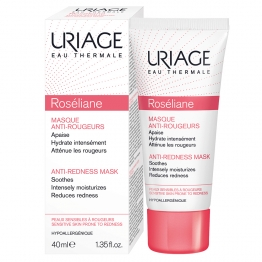 URIAGE ROSELIANE MASQUE ANTI ROUGEUR 40 ML