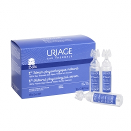 URIAGE ISOPHY SÉRUM PHYSIOLOGIQUE UNIDOSE 18X5ML