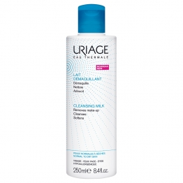 URIAGE LAIT DEMAQUILLANT PEAUX NORMALES A SECHES 250ML