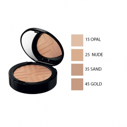 VICHY DERMABLEND COVERMATTE POUDRE COMPACT PEAUX NORMALES A GRASSES SPF25 9.5G