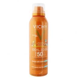 VICHY IDEAL SOLEIL ENFANT BRUME ANTI-SABLE SPF50+ 200ML