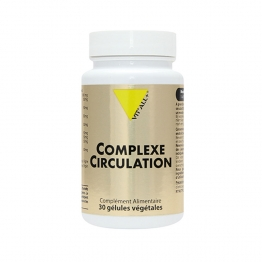 VIT'ALL+ COMPLEXE CIRCULATION 30 GELULES