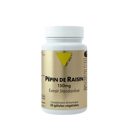 VIT'ALL+ PEPIN DE RAISIN 150MG 30 GELULES