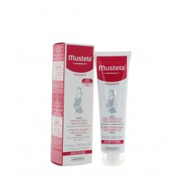 MUSTELA MATERNITE CREME PREVENTION VERGETURES SANS PARFUM 150ML