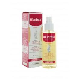 MUSTELA MATERNITE HUILE PREVENTION VERGETURES 150ML