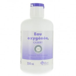 GILBERT EAU OXYGENEE 20 VOLUMES 250ML