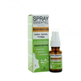 3 CHENES SPRAY ESSENTIEL RESPIRATION 15ML