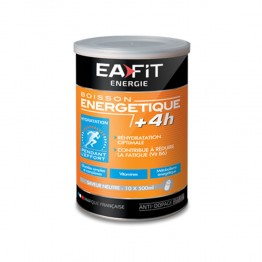 EAFIT BOISSON ENERGETIQUE +4H GOUT NEUTRE POT 500GR
