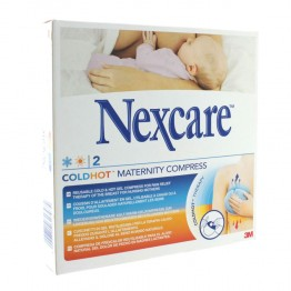 NEXCARE COLDHOT MATERNITY COMPRESS x2