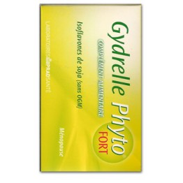 GYDRELLE PHYTO FORT MENOPAUSE 30 COMPRIMES