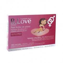 DIETWORLD B. LOVE WOMAN 3 SACHETS DE 5 G