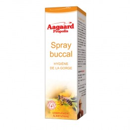 AAGAARD PROPOLIS SPRAY BUCCAL 15ML