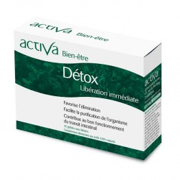 ACTIVA BIEN-ETRE DETOX LIBERATION IMMEDIATE 45 GELULES