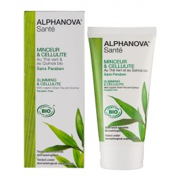 ALPHANOVA SANTE MINCEUR & CELLULITE 150ML