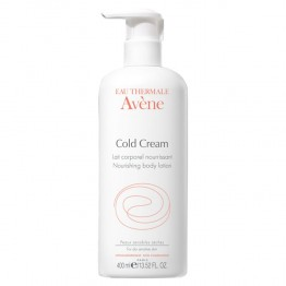 AVENE COLD CREAM LAIT CORPOREL NOURRISSANT 400 ML