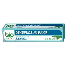 BIO SECURE DENTIFRICE AU FLUOR 75ML