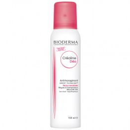 BIODERMA CREALINE DEO ANTI-TRANSPIRANT PEAUX SENSIBLES SPRAY 150ML